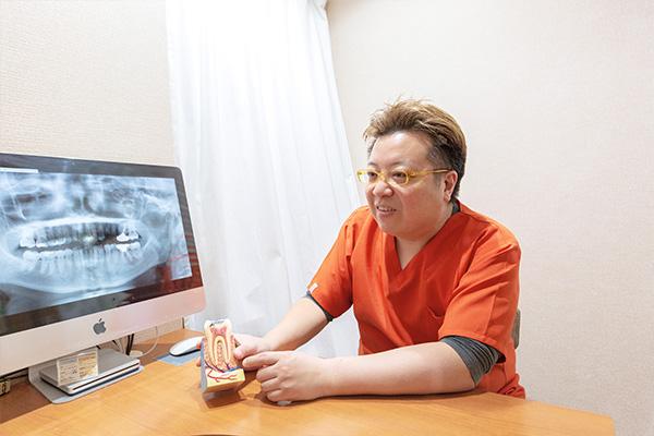 福家歯科の診療方針は?
