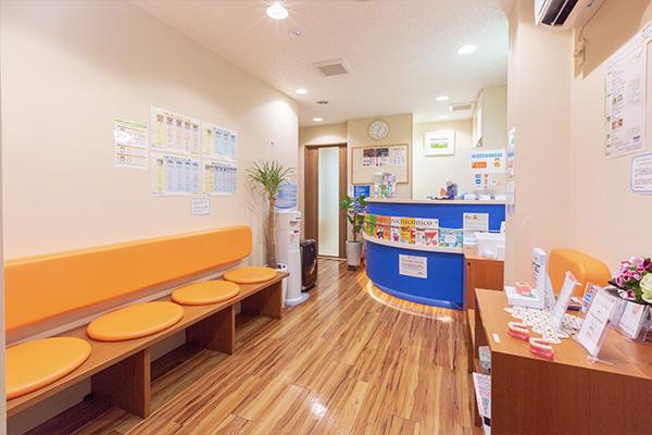 気軽に通える歯科医院です